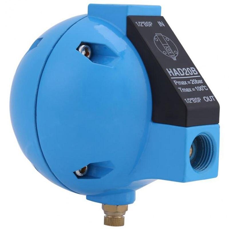 Had20B Spherical Drain Valve Automatic Drain Filter Air Compressor Automatic Drain Valve
