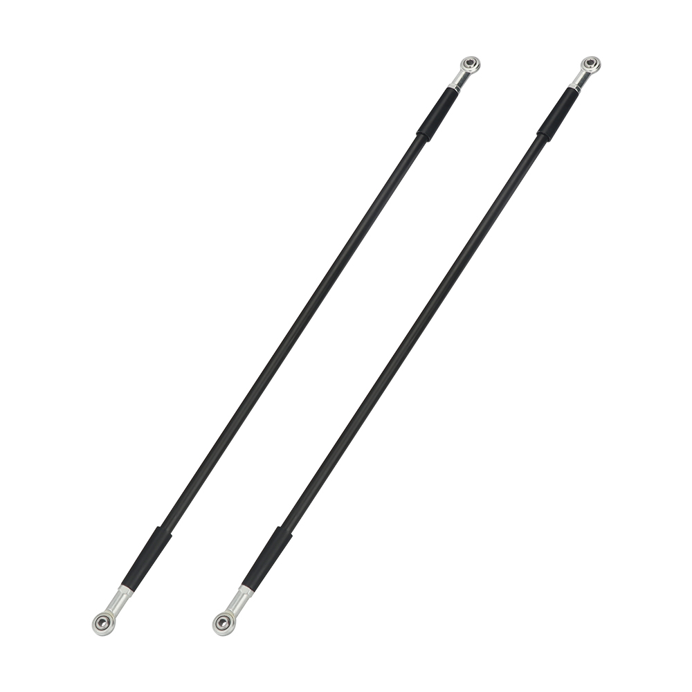 ANYCUBIC Original Fisheye Carbon Rod Lead Screw For Predator Kossel 3D Printer 440mm One Piece Two Pieces
