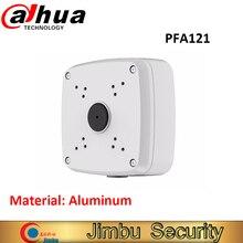 Oroginal داهوا IP كاميرا مصغرة الأقواس صندوق وصلات PFA121 ملحقات CCTV منصب الكاميرا مادة الألومنيوم