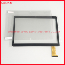 """New Touch Panel digitizer For 10.1""""DIGMA CITI 1508 4G CS1114ML Tablet Touch Screen Glass Sensor/Tempered Glass Screen protector"""