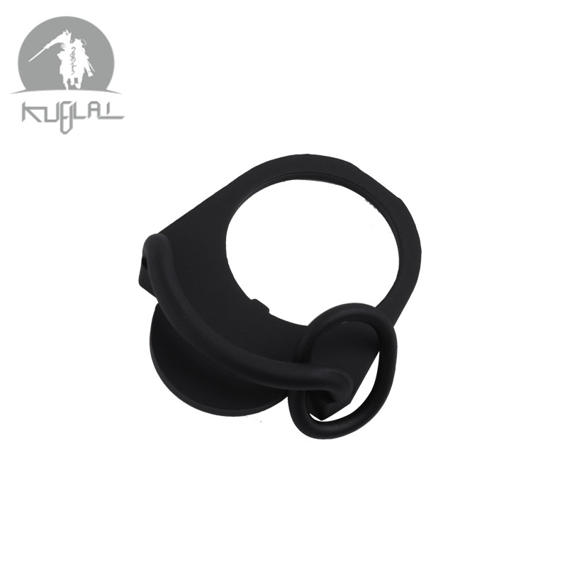 Quick Release Detach Push Button ASAP Sling Swivel Base for GBB(China)