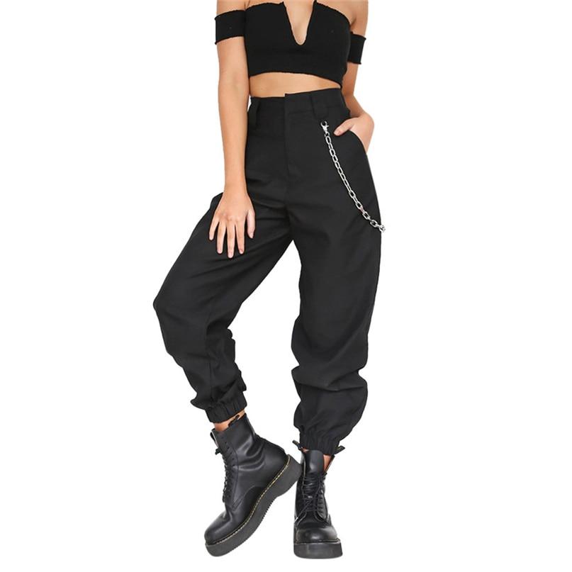 2f67baf3d Running Pants Fast Deliver Womens Fashion Sportswear Long Pants Casual  Harem Baggy Hip Hop Dance Jogging Sweat Pants Slacks Trousers Running Pants  #4nv29 ...