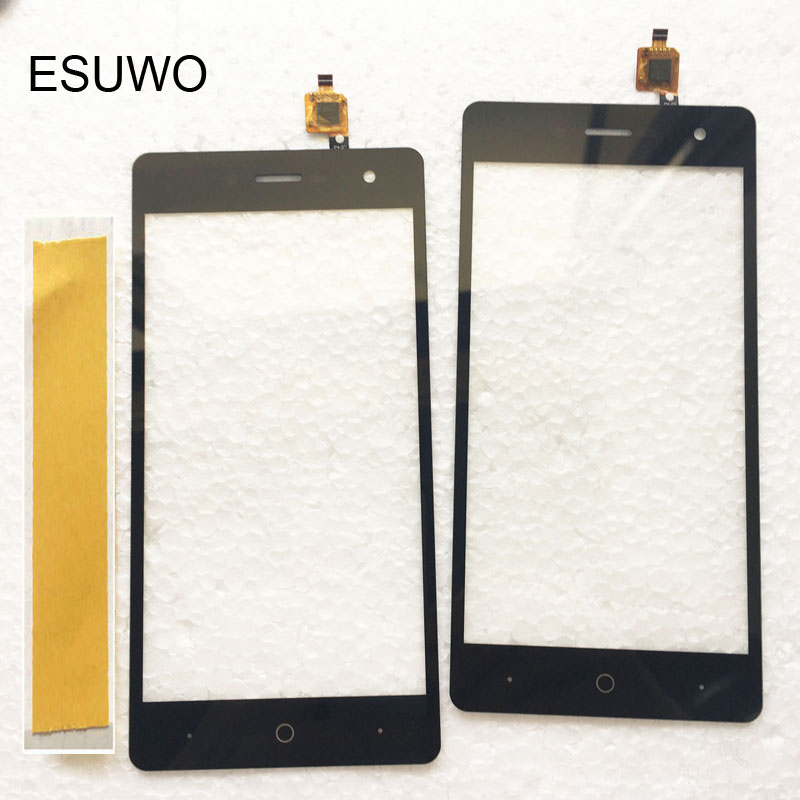 ESUWO Phone Touchscreen Panel For ZTE Blade L7 A320 Touch Screen Digitizer Sensor Front Glass Replacement