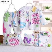 Cueca Infantil Baby Jungen Unterwäsche Neugeborenen Produkte Cueca Infantil Menino Kinder Mädchen Unterwäsche 100% Baumwolle Säugling 5 PCS Kleidung