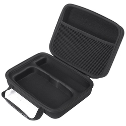 Carrying Case Zipper Pouch Eva Travel Bag For Wahl Professional Cordless Magic Clip #8148/#8504 With Hair Cutter Salon Cape