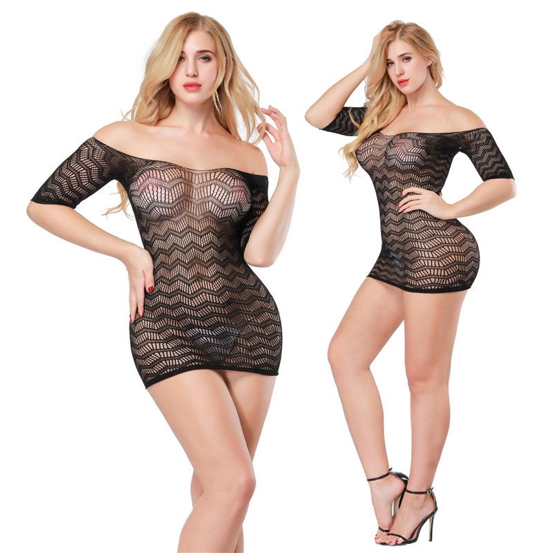 Buy Lingerie Sexy Hot Erotic Costumes Porno Babydoll Dress Sexy Underwear Transparent Lace Sleepwear Plus Size   Sexy Lingerie Hot