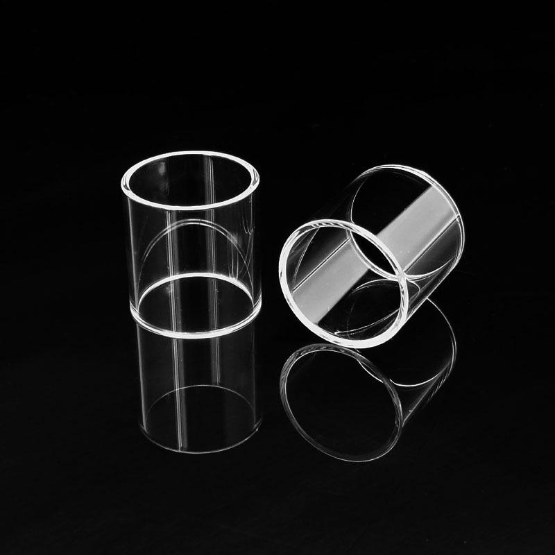 VapeSoon Original Replacement Pyrex Glass Tube Fit for CoilART Azeroth RTA 4.5ml Tank Amoizer