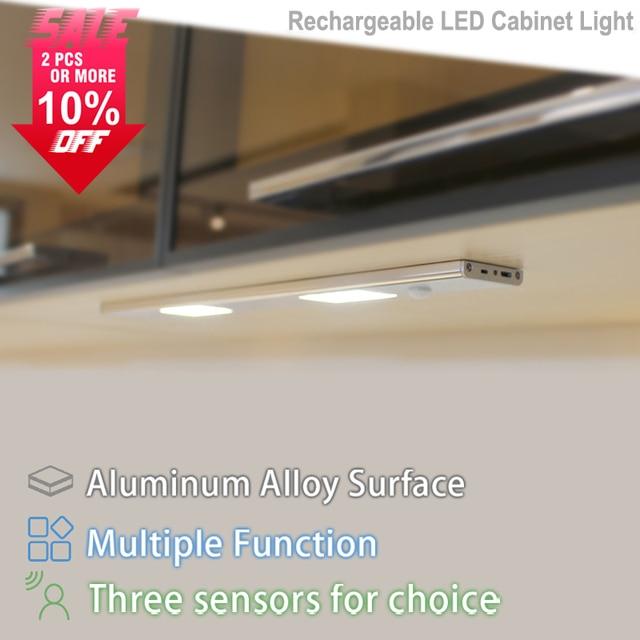 Hot Item Oplaadbare LED Nachtlampje Closet Lamp Draadloze Kast ...
