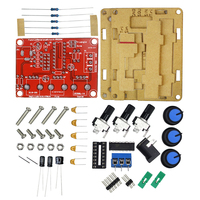 XR2206 DIY Kit Sine Triangle Square Wave 1HZ 1MHZ DDS Function Signal Generator