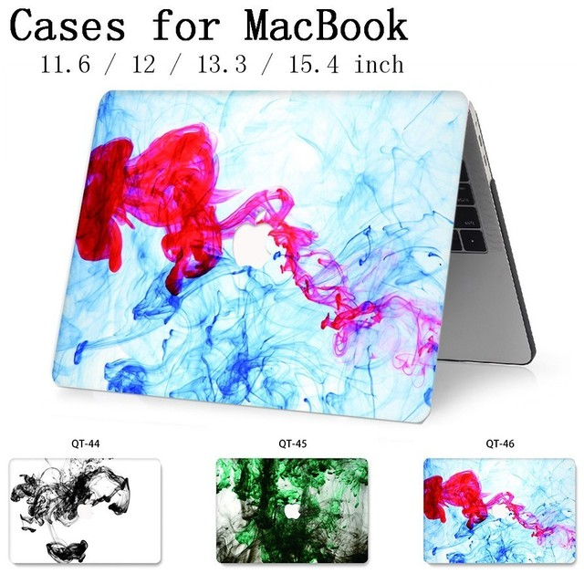 Hot New For Laptop MacBook Case Notebook Sleeve Cover Tablet Bags For MacBook Air Pro Retina 11 12 13 15 13.3 15.4 Inch Torba
