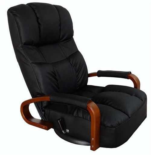 Floor Swivel Recliner Chair 360 Degree Rotation Living Room