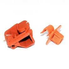 JEAZEA-Soporte de barra para capó de coche, Clip de hebilla compatible con Skoda Fabia Octavia MK2 2004 2005 2011 2012 2013, 1U0823570A
