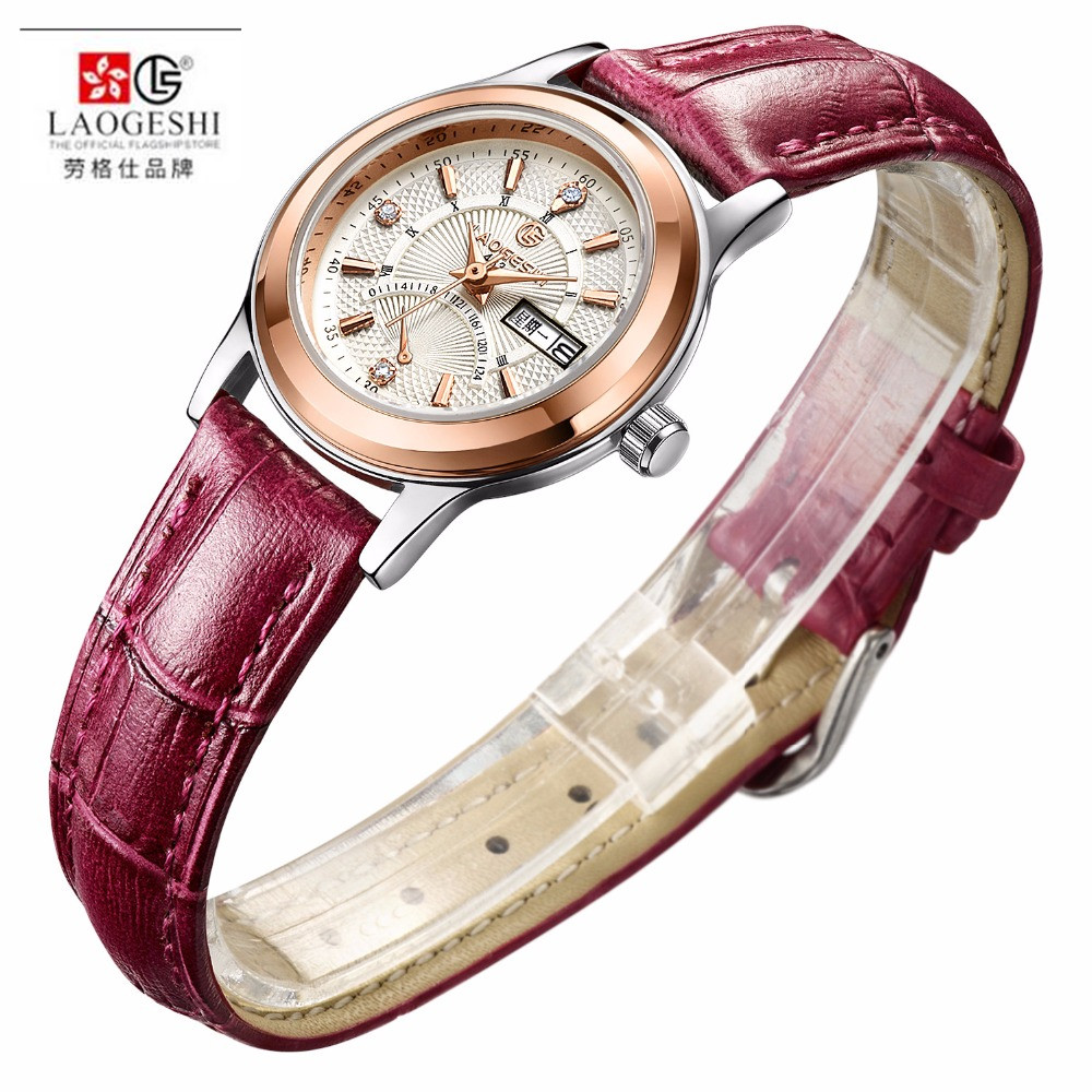 Women Rhinestone Leather Casual Dress Women's Watch Rose Gold Crystal Ladies Fashion Quartz Watch reloje mujer 2017 montre femme tezer ladies fashion quartz watch women leather casual dress watches rose gold crystal relojes mujer montre femme ab2004