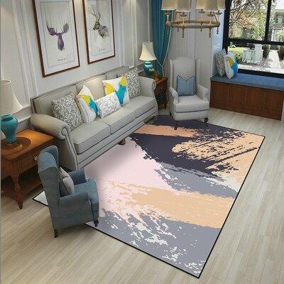 200 cm * 300 cm grands tapis Jacquard tapis de campagne pour salon fleur chambre tapis et tapis ordinateur chaise tapis de sol C200 cm * 300 cm grands tapis Jacquard tapis de campagne pour salon fleur chambre tapis et tapis ordinateur chaise tapis de sol C