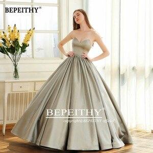 Image 4 - Bepeithy Vintage Sweetheart Avondjurk Party Elegante 2020 Sparkle Glitter Stof Baljurk Prom Dresses Robe De Soiree