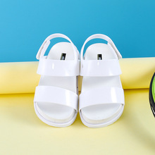 Mini Melissa 2019 New Candy Colors Girl Sandals Summer Shoes Jelly Beach Children 15-19CM