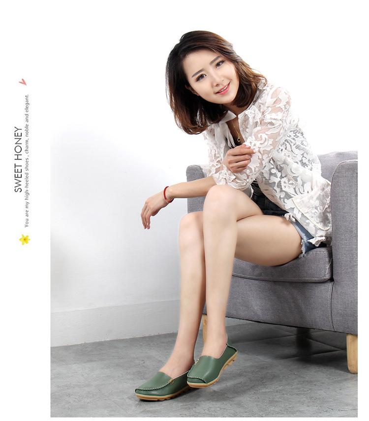 Schoenen Vrouw Laatste Platte 12