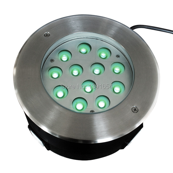 High Quality 304 Stainless steel IP68 36W Multi Color Swimming Pool Light ,White Underwater Led Light RGB Pool Lamp 4pcs/lot 100% ip68 waterproof 304 stainless steel recessed led swimming pool light rgb underwater light 9w white fountain lamp dc24v