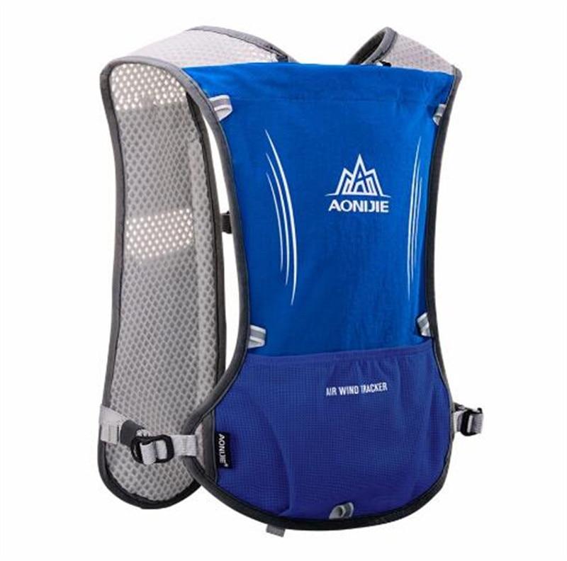 AONIJIE 5L Running Backpack Υπαίθρια αθλητικά - Αθλητικές τσάντες - Φωτογραφία 2