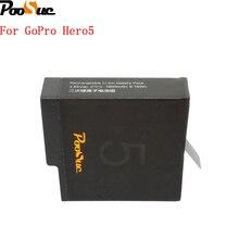 AHDBT-501 AHDBT 501 go pro 8 go pro hero 5 1600mAh аккумулятор для Gopro hero 5 go pro hero 5 6 7 8 black аксессуары для экшн-камеры