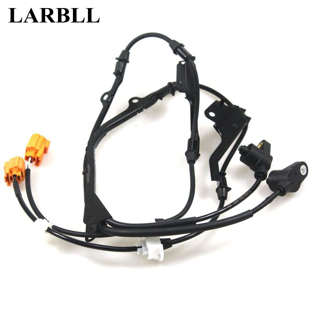 LARBLL ABS Wheel Speed Sensor Front Left Right For Acura CL TL Honda Accord 98-02 57455-S84-A52 57455S84A52 GEGT7610-156-FL/FR