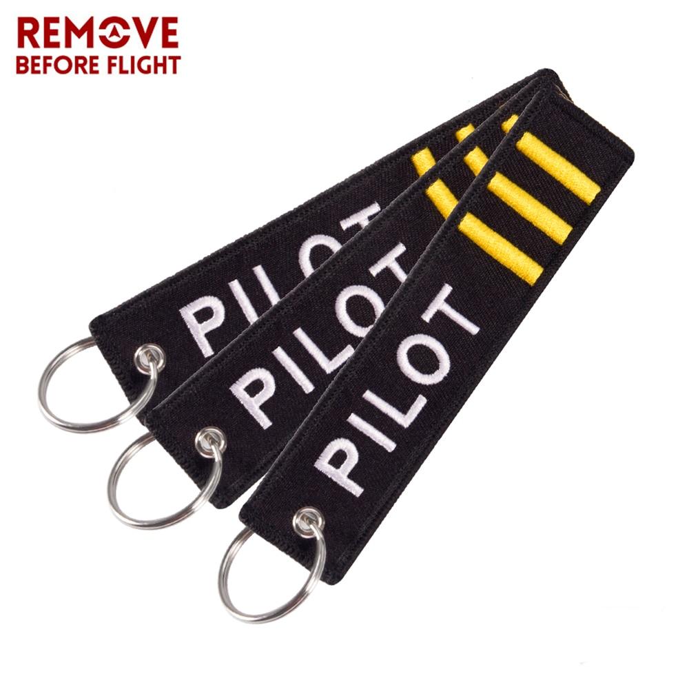 pilot keychains