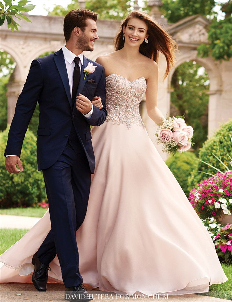 alfred angelo enchants us with an ariel inspired wedding gown cinderella style wedding dress Alfred Angelo Enchants Us with an Ariel Inspired Wedding Gown