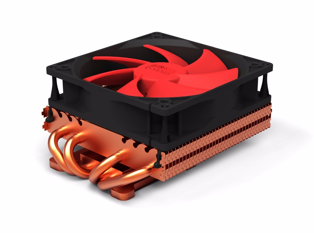 PcCooler K101F 10cm 100mm fan 4 heatpipe Graphics cooler, graphics card cooler cooling VGA fan GPU radiator free shipping radiator computer cooler fan cooling msi gtx980 gtx 970 gaming video vga graphics card