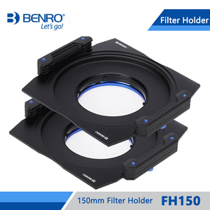 Image 2 - Benro FH150 150mm Filter System Holder ND/GND/CPL Professional Filter Holder Support For Camera Lens DHL Free Shipping
