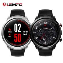 Хорошее LEMFO LEF2 Android 5,1 Смарт часы-телефон два режима MTK6580 4 ядра 512 МБ + 8 ГБ Smartwatch монитор сердечного ритма