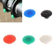 Велосипедные резьбовые заглушки прочный пластиковый протектор болтов головы шляпки для гаек защита от пыли
