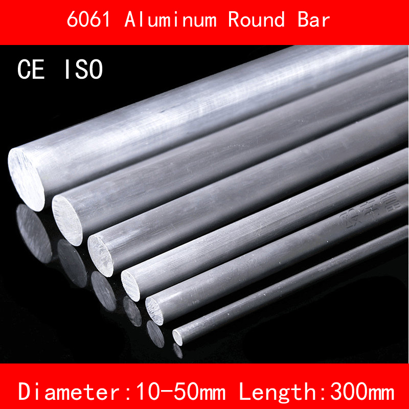 25mm-x-200mm-ALUMINUM-6061-Round-Rod-25mm-Diameter-Solid-Lathe-Bar-Stock-Cut  25