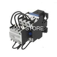 CJ19 43 Ui 500V 24V Coil 43A Pole 1NO Changeover Capacitor AC Contactor