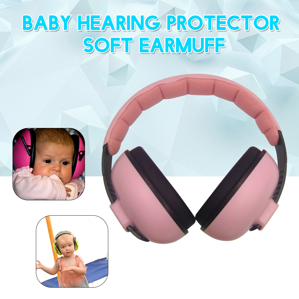 Baby Earmuffs Hearing Protection Concert Ear Defenders Infant//Kids