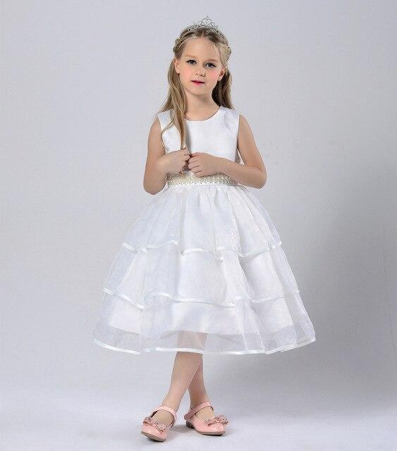 Kinder Kleidung jahr 6 7 8 9 10 11 Mädchen Prom kleider ...