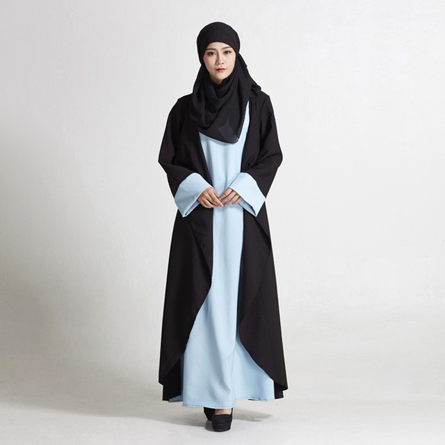 Vestiti Turco Elegante Arabo Abaya Musulmani Merletto Del Dubai TBYUBzq