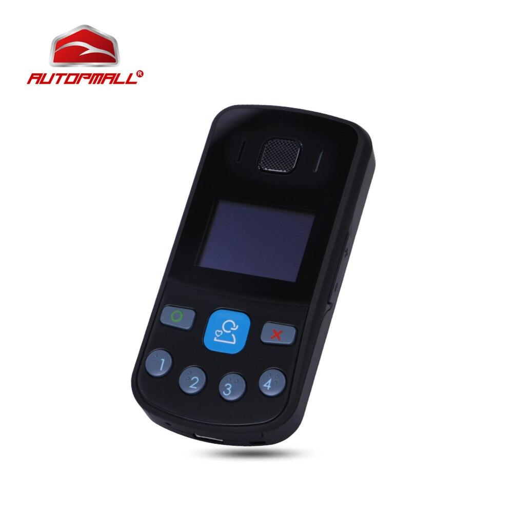 2016 личными GPS трекер gt301 U-Box GPS Чипсет GPS отслеживания устройства 1000 мАч Батарея человек Подпушка оповещения 1.3 дюйма OLED Экран Дисплей