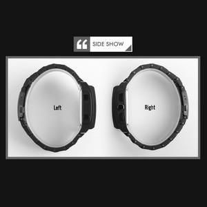 Image 5 - SKMEI למעלה יוקרה מותג גברים של ספורט שעונים עמיד למים אלקטרוניים LED דיגיטלי שעון יד לגברים זכר שעון Relogio Masculino