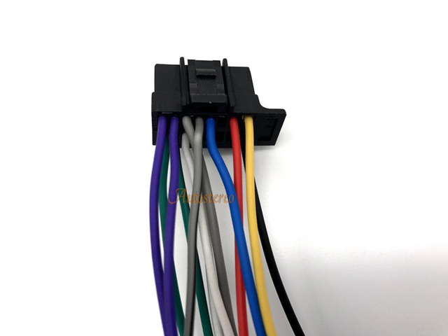 15 010 ISO standard HARNESS FÜR SONY 2013 + wählen modelle 16 pin ...