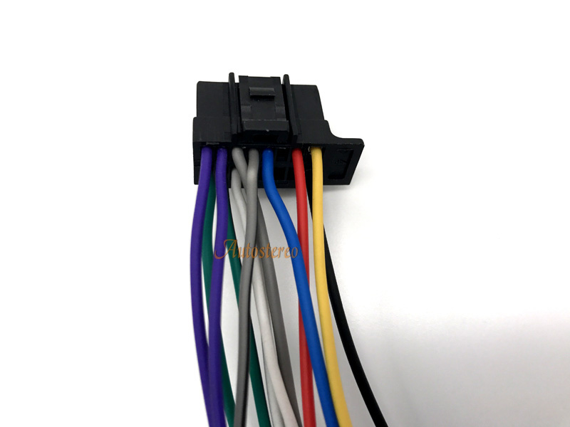 popular sony radio harness buy cheap sony radio harness lots from Sony Radio Wiring Harness iso standard harness for sony 2013 select models 16 pin radio wire wiring harness adaptor sony radio wiring harness