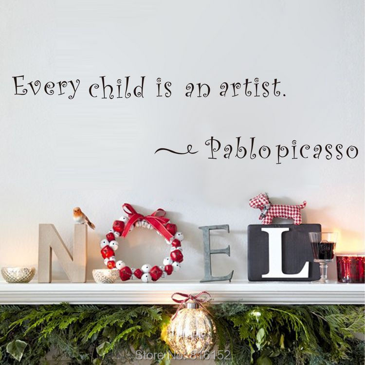 Aliexpress Buy Every Child Is An Artist