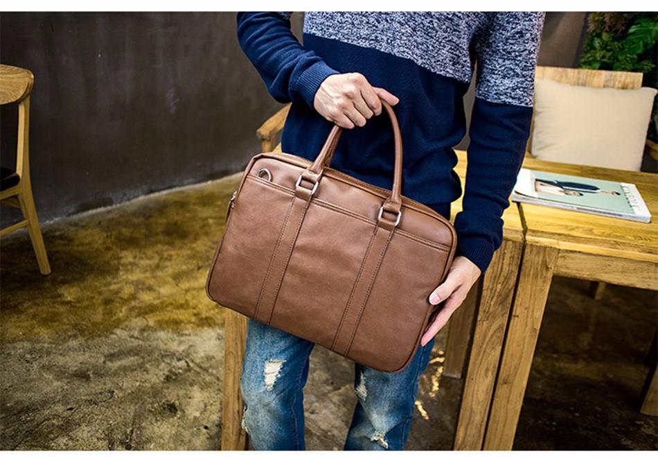 حقيبة جلدية فاخرة 7
