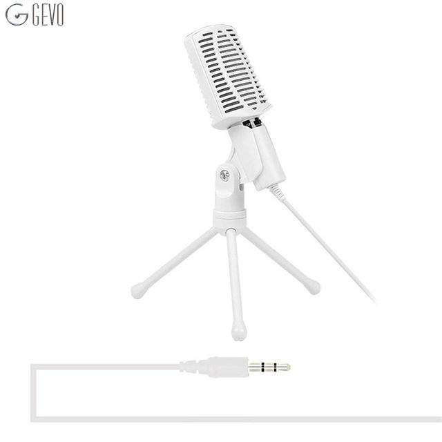 Sf 940 Condenser Microphone Professional 3 5mm Studio Dynamic With