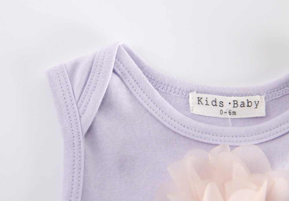 20-23นิ้วDOLLMAI rebornซิลิโคนทารกเสื้อผ้าตุ๊กตานางฟ้าสีม่วงชุดสวยทารกromper +ผ้าโพกศีรษะเด็กวันเกิดของขวัญ
