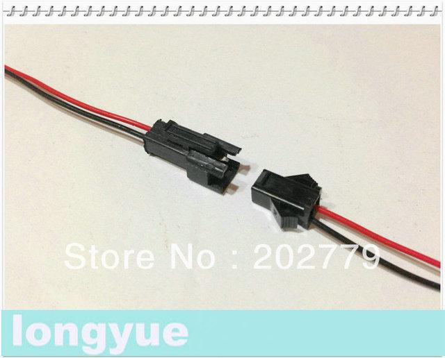 longyue 10set s universal 2 way female male pigtail connector longyue 10set s universal 2 way female male pigtail connector light socket wiring harness