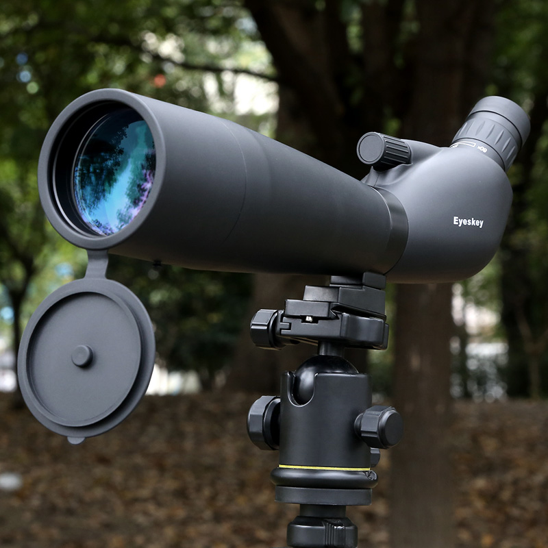 Spotting Scope 20-60x70 Zoom  Monocular Outdoor Telescope With table Tripod Monoculares Professional Bird Animal Telescope 10x zoom telescope lens with tripod