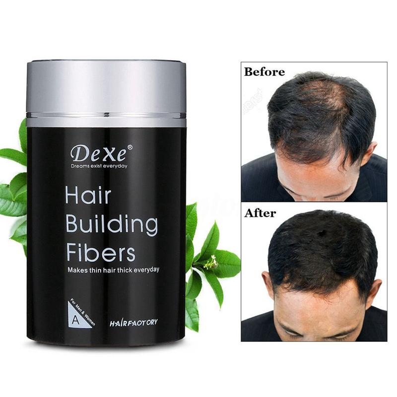 1 Box Haar Wachstum Pulver Haar Gebäude Fasern Keratin Dicker Anti Haarausfall Produkte Concealer Refill Verdickung Behandlung Waren Jeder Beschreibung Sind VerfüGbar