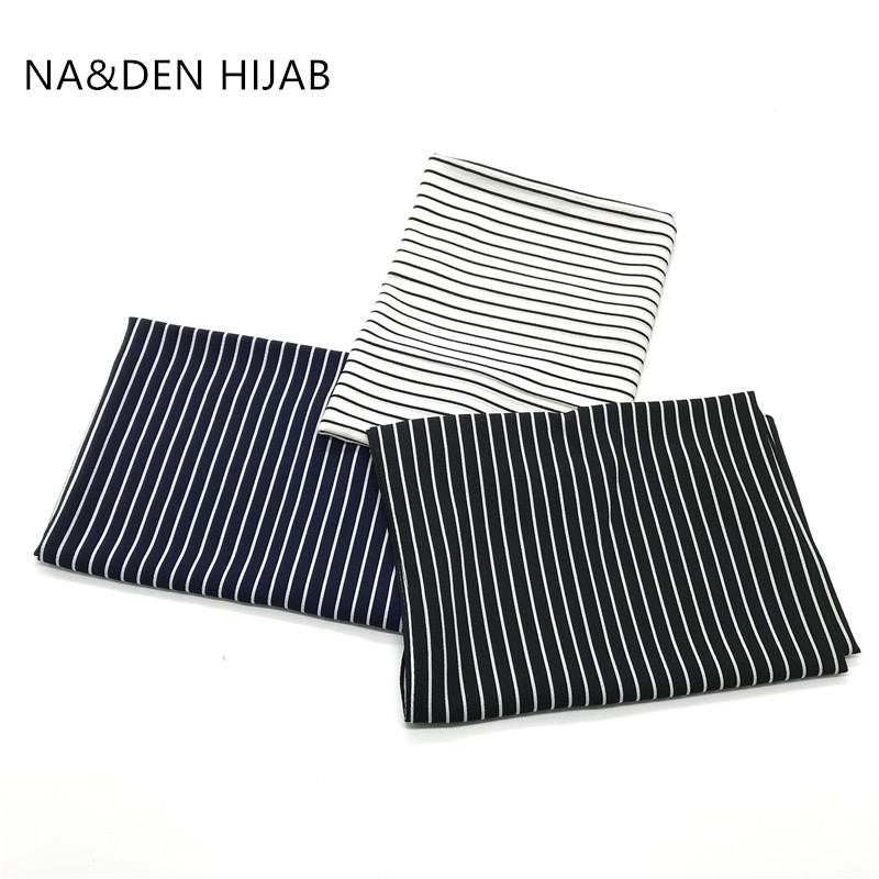 Plain bubble chiffon print stripe shawls headband beach hijab summer muslim wraps scarves scarf 10pcs lot