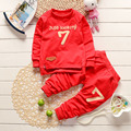 Infant Baby Clothing Sets Boy Long Sleeve T-shirt+Pant Kids Spring Autumn Outfits Set Toddler Sport Suits Baby Clothes
