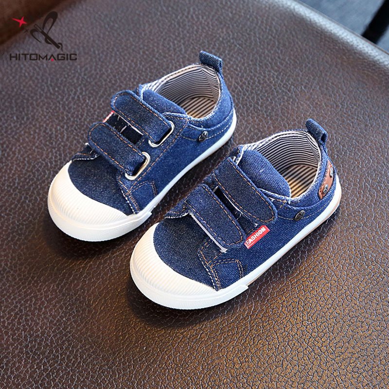 HITOMAGIC Child Girl Shoe Canvas Childrens Shoes For Boys Girls Baby Casual Shoe Childrens Sneakers For Boys Sneakers Sport